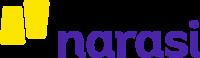 Narasi_Brandmark - Primary Lockup Primary color copy